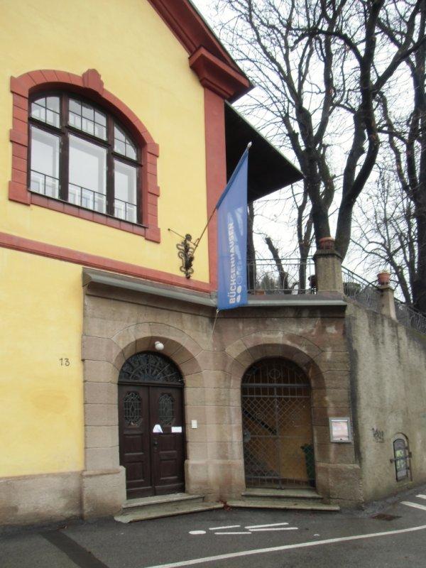 Buechsenhausen Eingang