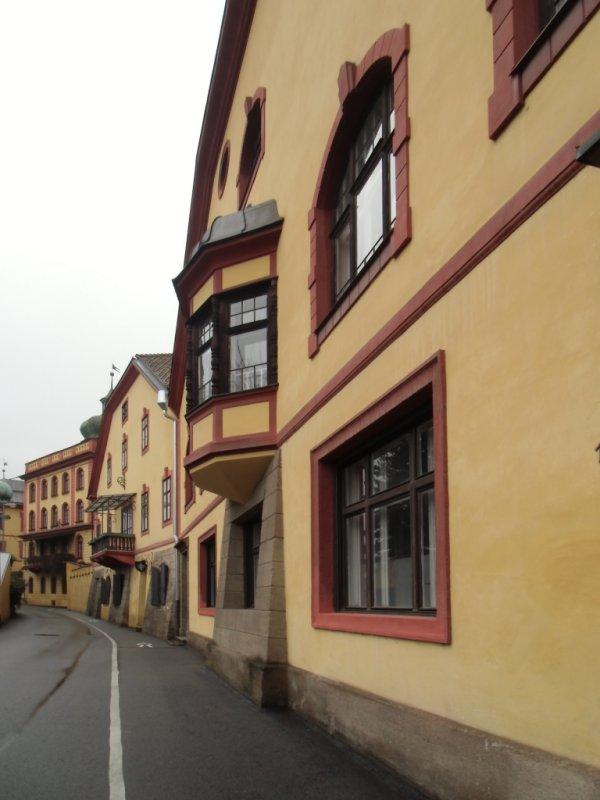 Buechsenhausen Strasse